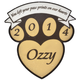 Personalized Pet Memorial Window Cling, One Size