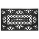 Tulip Rubber Welcome Mat VR, One Size