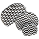 Chevron Cosmetic Cases, Set of 3, One Size