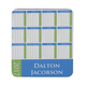 Personalized Contemporary Calendar Mousepad, One Size, Blue