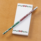 Holly Note Pad Set, One Size