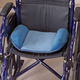 Foam Wheelchair Cushion, One Size