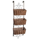 Over the Door Wicker & Metal Baskets by OakRidge™, One Size