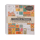 Adult Color & Frame Patchwork Coloring Book, One Size