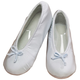 Satin Ballet Slippers, One Size