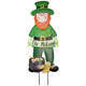 Personalized Leprechaun Lawn Stake by Maple Lane Creations™, One Size