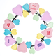 Conversations Heart Wreath by Maple Lane Creations, One Size