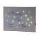 Personalized Happily Ever After Lighted Canvas, One Size