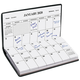 2 Year Calendar Refills, One Size, White