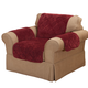 Fine Velvet Chair Protector by OakRidge™, One Size