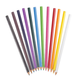 Colored Pencils Set of 12, One Size