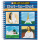 Brain Games Famous People Dot-to-Dot Puzzle Book, One Size