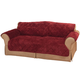Fine Velvet Sofa Protector by OakRidge Comforts, One Size