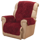 Fine Velvet Recliner Protector by OakRidge™, One Size