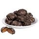 Sanders Dark Chocolate Mini Sea Salt Caramel Hearts, One Size