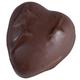Sanders Dark Chocolate Mini Raspberry Sorbet Hearts, One Size