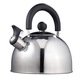 Stainless Steel Whistling Tea Kettle by Home-Style Kitchen, One Size