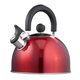 Red Whistling Tea Kettle by Home-Style Kitchen, One Size
