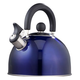 Blue Whistling Tea Kettle by Home-Style Kitchen, One Size