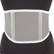 Bamboo Charcoal Back Support, One Size
