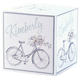 Personalized Bicycle Self Stick Note Cube, One Size