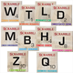 Scrabble Puzzle Books Set of 10, One Size
