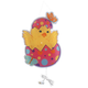 Chick in Egg Shimmer Light, One Size