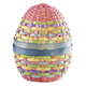Pastel Wicker Easter Egg Centerpiece, One Size
