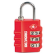 Large Digit Luggage Lock, One Size