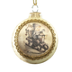 2015 Silk Hummel Ornament, One Size