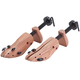 Cedar Deluxe Shoe Stretcher Set of 2, One Size