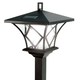 Solar LED Lamp Pole, One Size