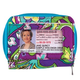 Quilted Designer RFID Wallet, One Size