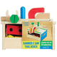 Melissa & Doug Hammer & Saw Tool Bench, One Size