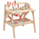 Melissa & Doug Wooden Project Workbench VR, One Size