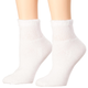 Silver Steps™ 3 Pack Quarter Cut Diabetic Socks, One Size