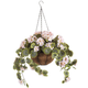Fully Assembled Geranium Hanging Basket by OakRidge™ Outdoor, One Size