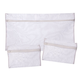 Mesh Laundry Bags, Set of 3, One Size