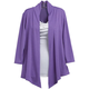 Two-in-One 3/4-Sleeve Top, One Size