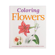 Adult Coloring Flowers Coloring Book, One Size