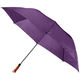Purple Windproof Umbrella, One Size