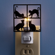 Curious Cats Nightlight, One Size