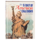 The Story of America in Cartoons Book, One Size