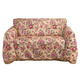 Floral Loveseat Throw, One Size