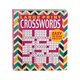 Large Print Crosswords Book, One Size