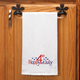 Patriotic Hand Towel, One Size