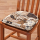 Coffee Chair Pad, One Size