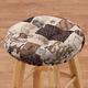 Coffee Bar Stool Cushion, One Size