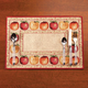 Apples Placemats, Set of 4, One Size