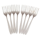 Spaghetti Forks, Set of 8, One Size